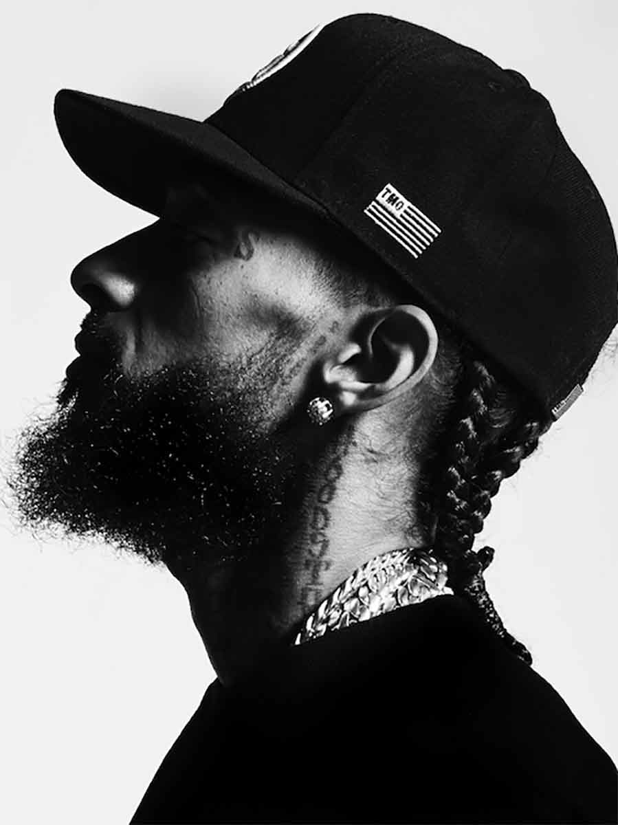 "Jimmy Fontaine, ""Nipsey Hussle"""